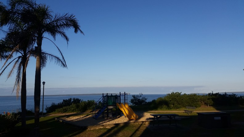 Huskisson Beach Tourist Resort, Huskisson Beach, NSW, Australia - The Wiringi's Family Travel Blog