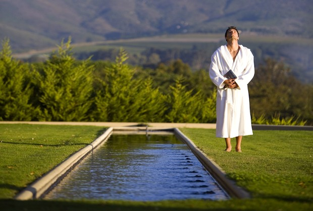 Why (Not!) Take Your Soul to a Spa?