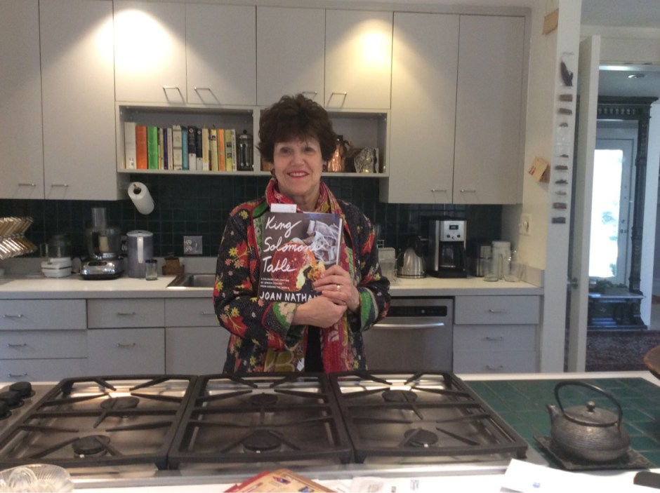 The Woman Who Connects Seder Food To Jewish History