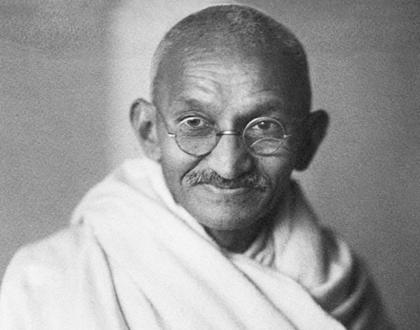 A Lesson From Gandhi and a Roman Sage For Activists In Dark Times