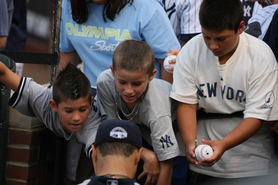 Teaching My Kids to Love the Yankees... Without Hating the Red Sox