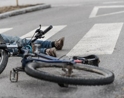 What My Bike Accident Taught Me About Gratitude