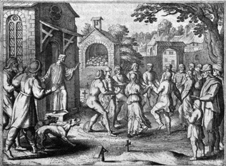 Death Dance: The Town That Was Whipped Into A Fatal Dance Frenzy