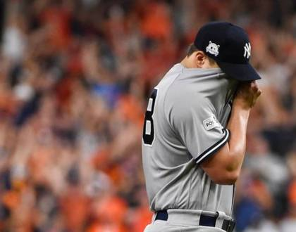 Why I Am Both Mourning And Celebrating The Yankees' ALCS Loss