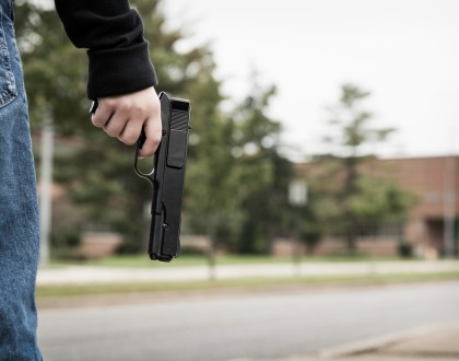 After A Shooting At My School, I Stopped Being Shocked By Gun Violence