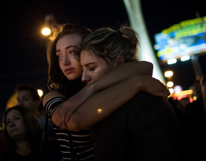 Before We Speak Out About Vegas, We Need To Feel Its Pain