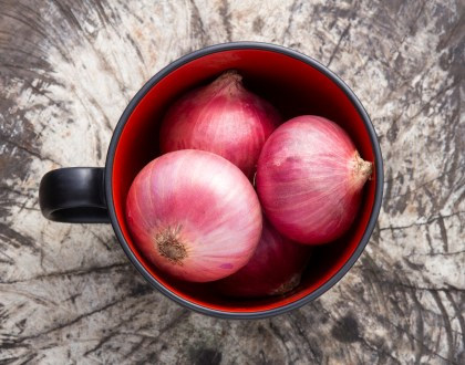 Did Red Onions Cure My Child's Asthma?