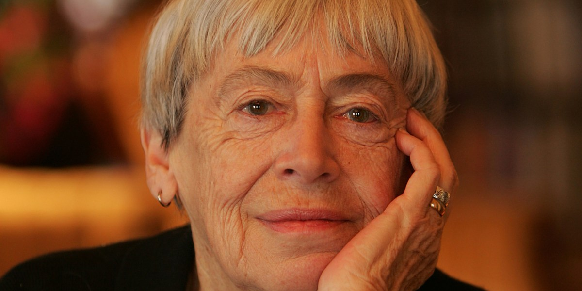 Ursula K Le Guin: Activist Of The Imagination