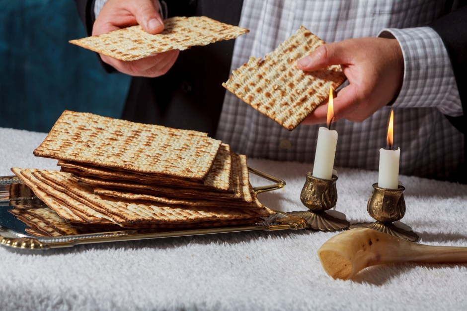 Creating Disorder In The Seder Invites Questions, Which Lead To Change