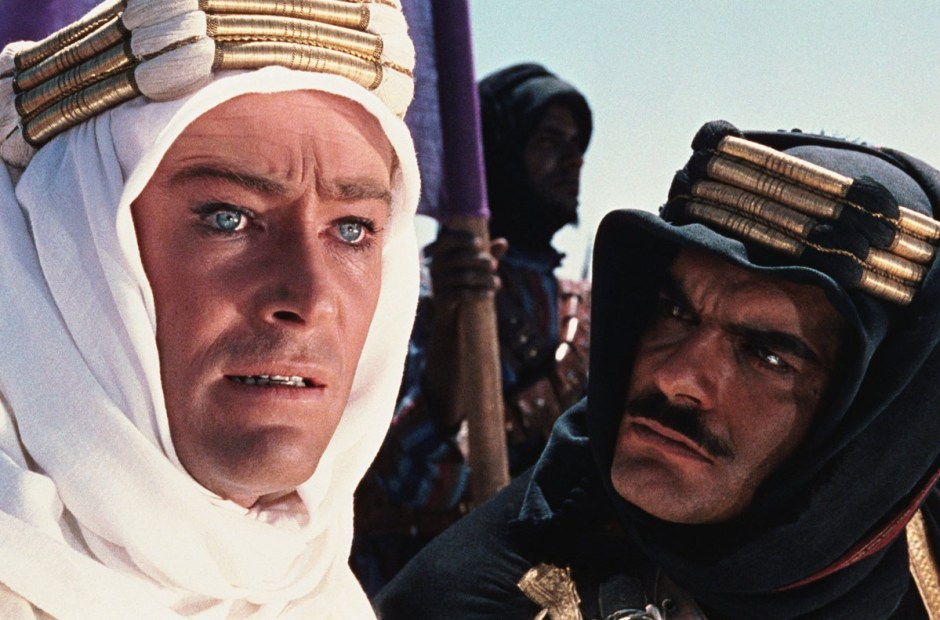 AFI Club: Lawrence Of Arabia... Maybe There Are No Special People