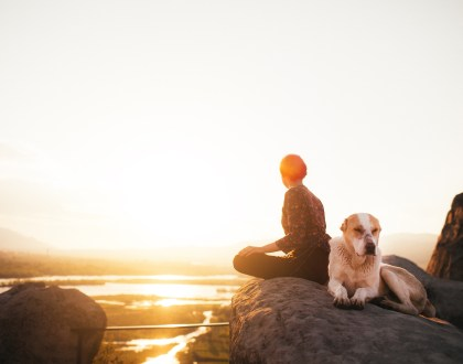How Meditation Changed My Relationship With My Dog (And Everyone Else)