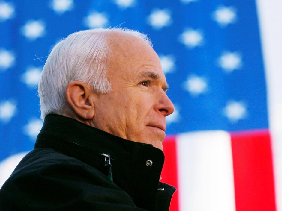 John McCain Achieved In Defeat, What Few Of Us Achieve In Victory