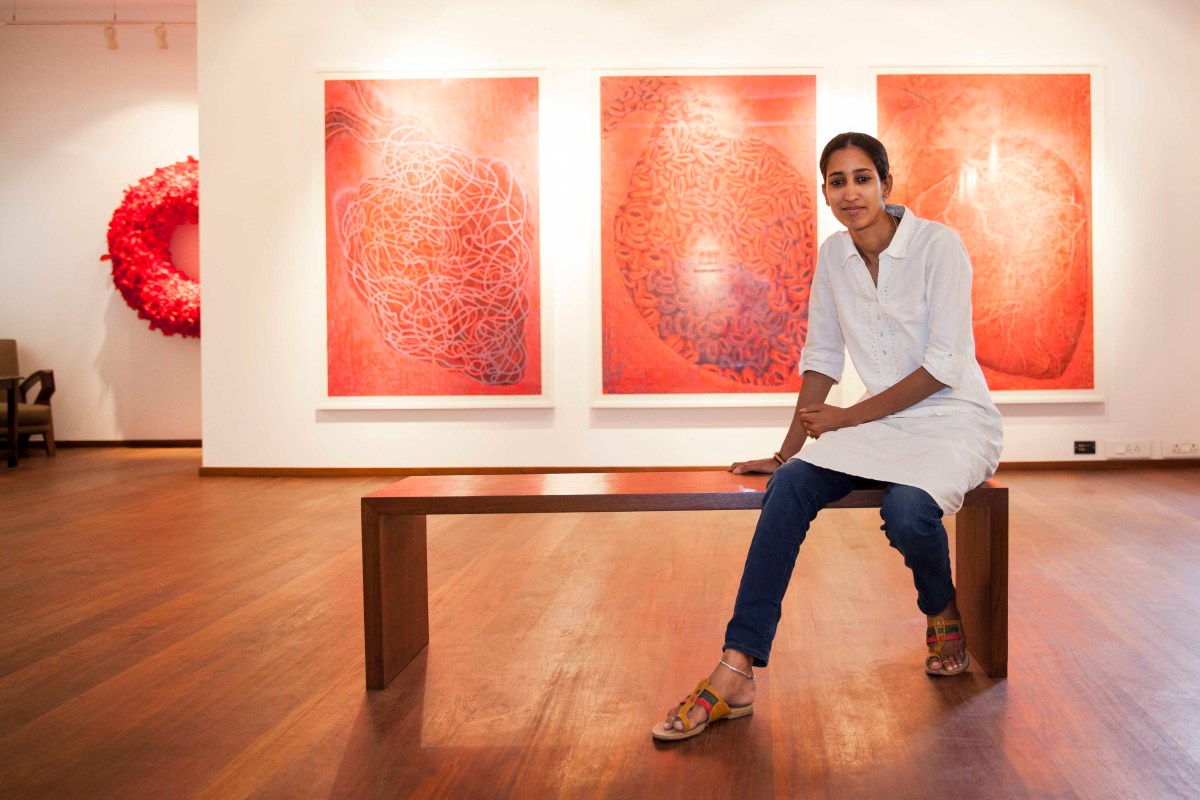 Soghra Khurasani's Visceral Art Pushes Us To See Beyond Skin