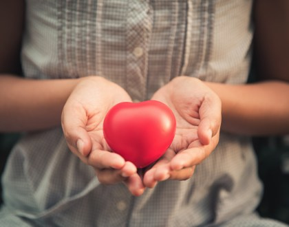 Why I'm Learning To Give Without Taking