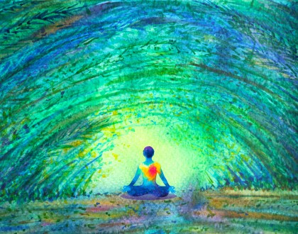 How Integrating Modern Shamanic Practices Helped Me Recover From PTSD
