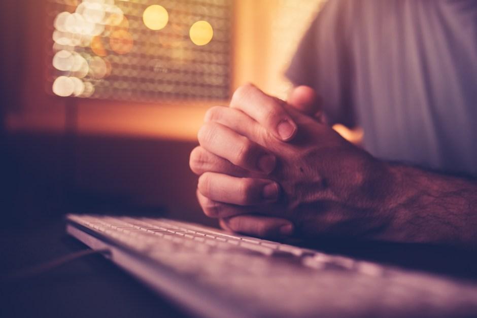 A Prayer For Social Media Engagement