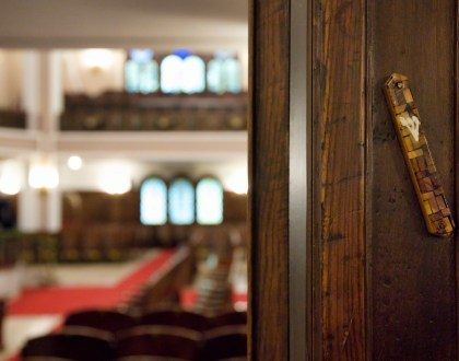 Why I'm Struggling Without In-Person Synagogue Services