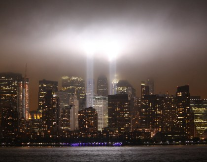 When Grief Turns to Rage - Shabbat Shuvah and 9/11