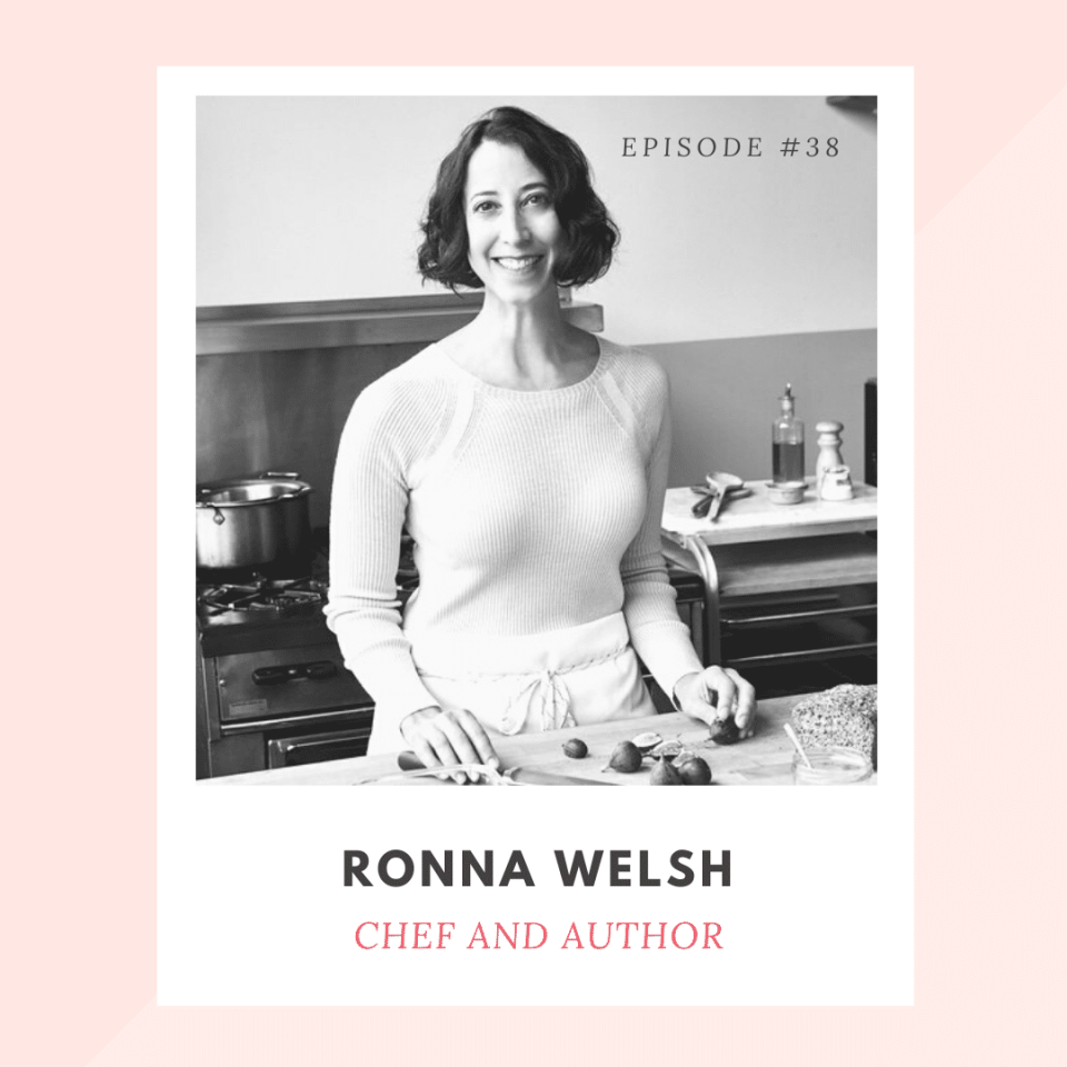 Ronna Welsh The Nimble Cook