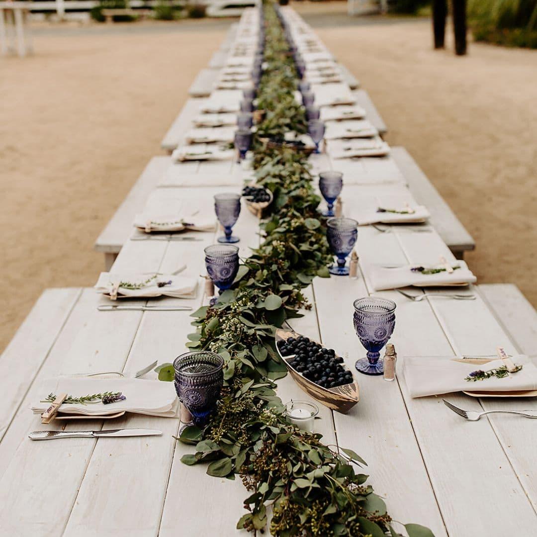 Planning an eco-friendly wedding