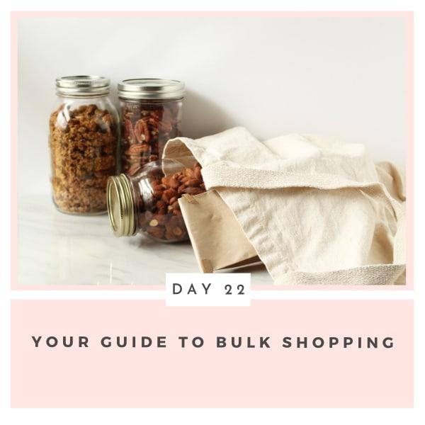 Bulk Shopping Guide