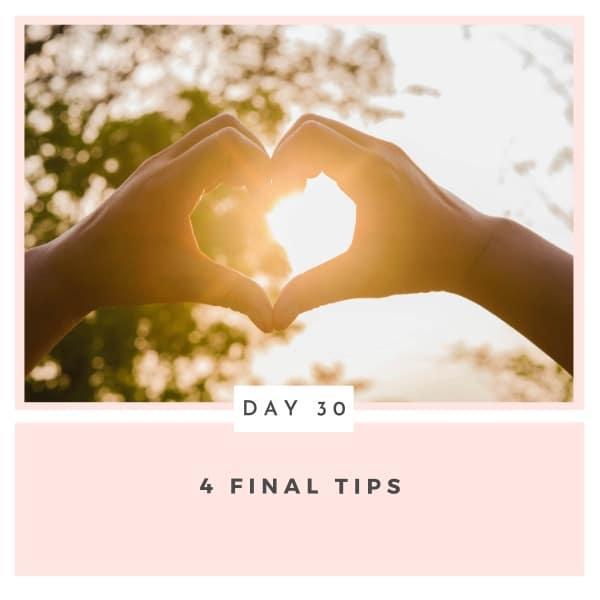 Final Eco Tips