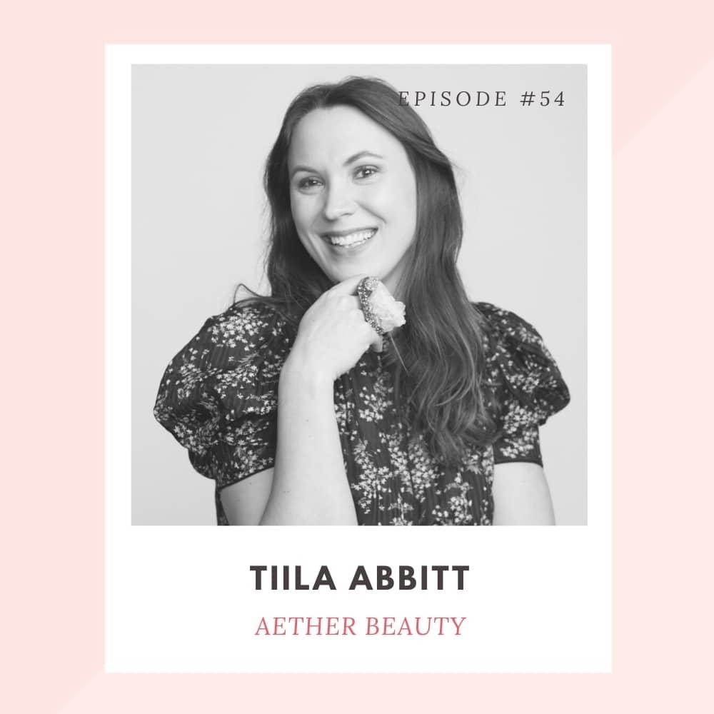 Tiila Abbit Aether Beauty
