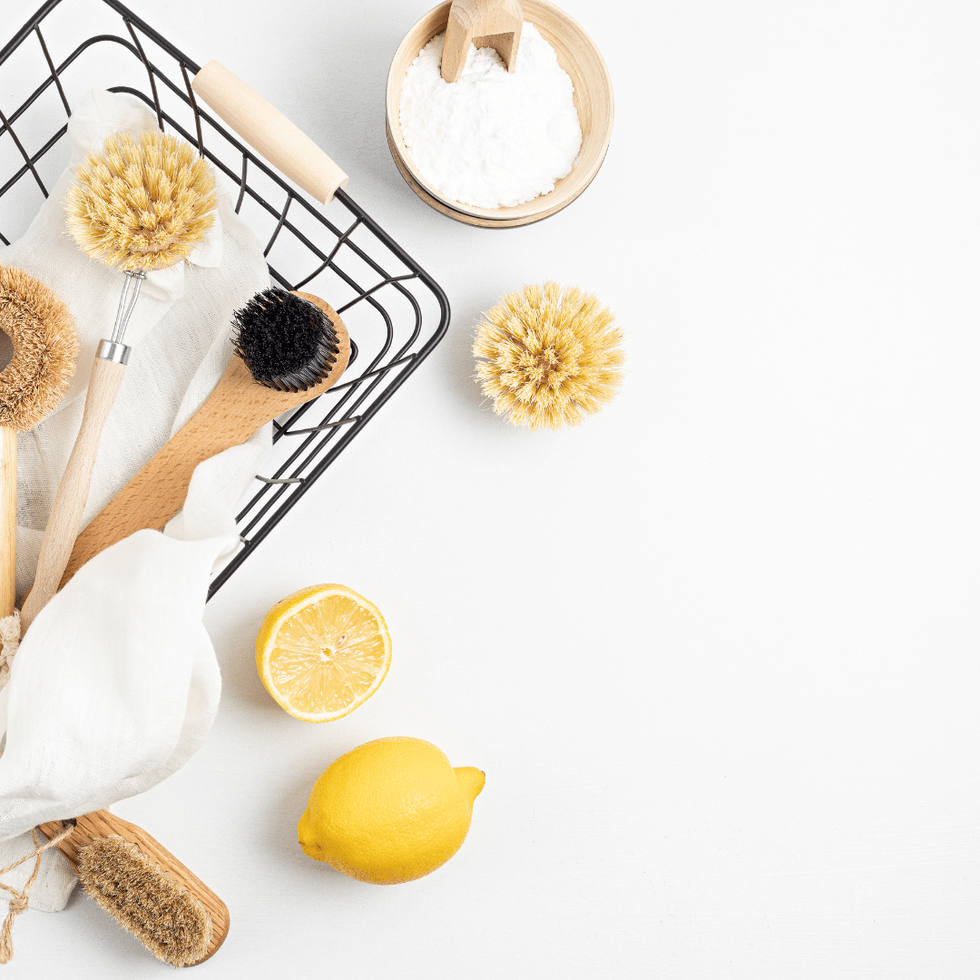 Zero-Waste cleaning recipes