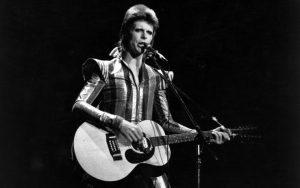 David Bowie durante la sua ultima apparizione come Ziggy Stardust, foto: gettyimages
