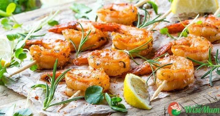 How to Reheat Shrimp