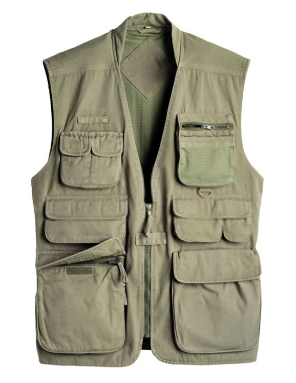 how to choose the best travel vest