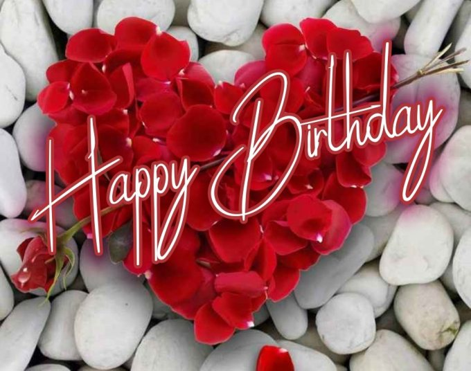 happy-birthday-love-with-rose-flower-leves-heart-Images-pics-photos-pictures-wishes-wallpapers-free-download