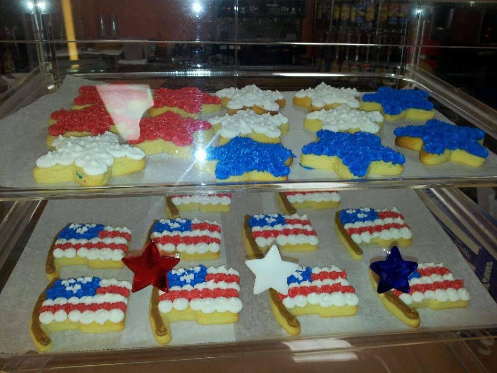 Patriotic Cookies!