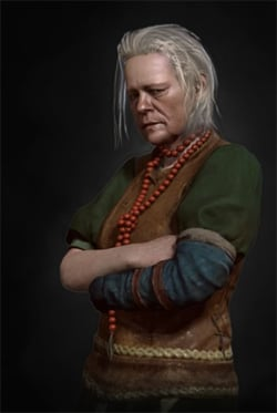 Family Matters Witcher 3 Anna : family, matters, witcher, Strenger, Witcher