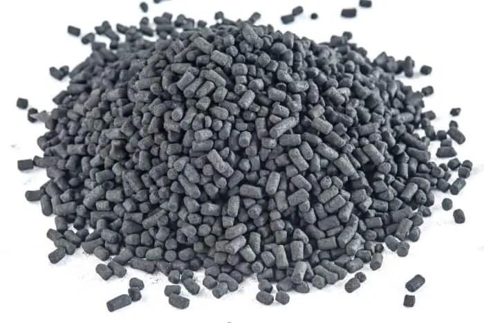 activated carbon for aquarium filter