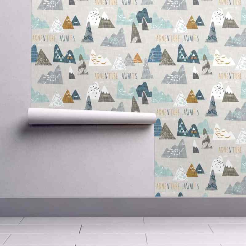 mountain temporary wallpaper
