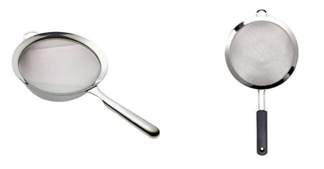 kitchen utensils peerless faucets chinese cooking tools the woks of life krona oxo finemesh strainer