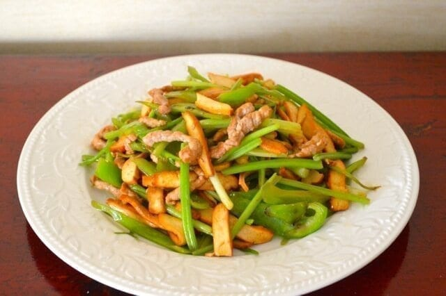 5 Chinese Home Cooking Recipes