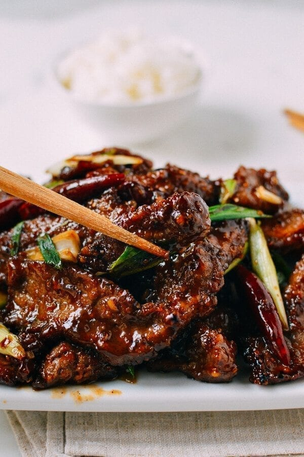 Recipes To Cook Beef In Chinese Style : Chinese-Style Beef ...