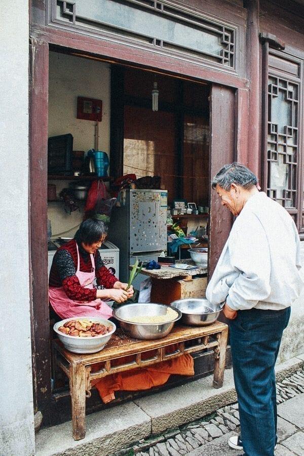 China's Dragon Boat Festival & Rice Dumplings Galore! - thewoksoflife.com