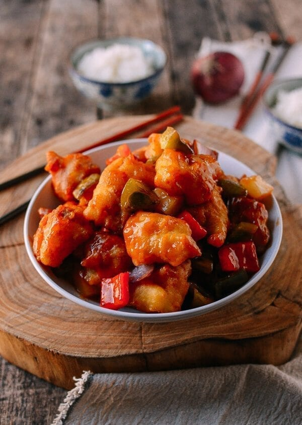 chinese sweet and sour