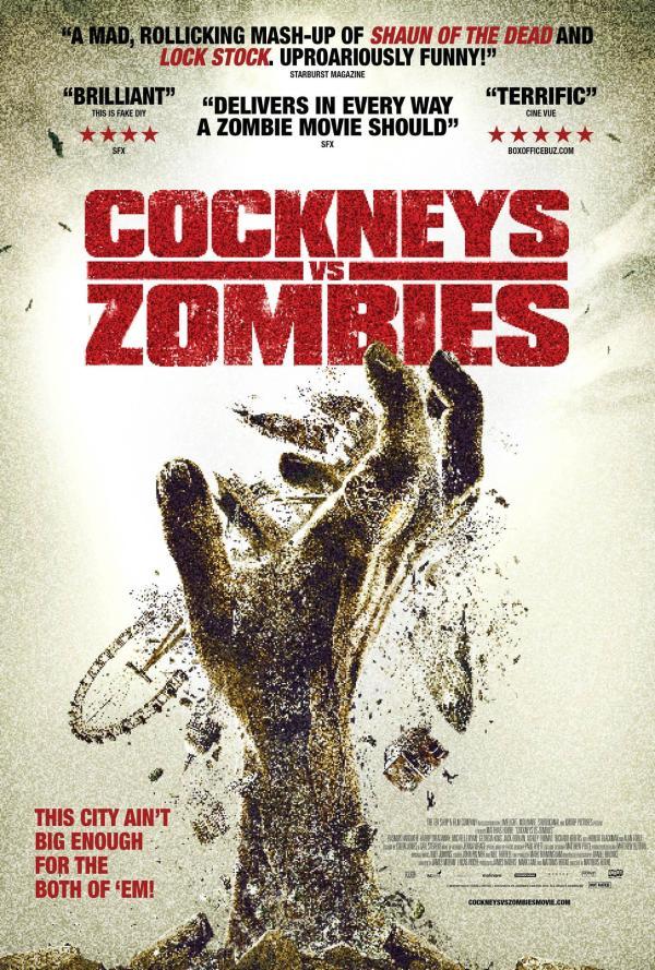 Director Matthias Hoene talks Cockneys vs Zombies