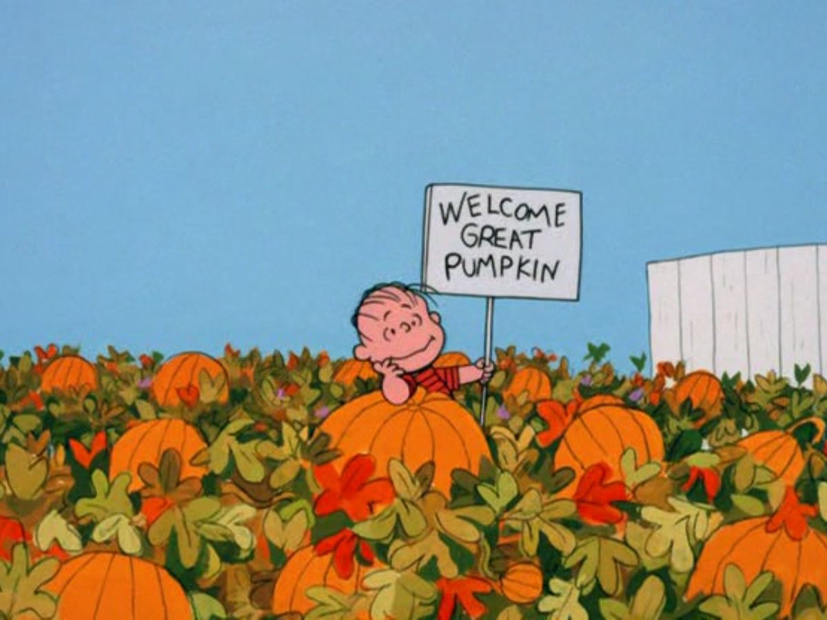 Why I Love It S The Great Pumpkin Charlie Brown And Why