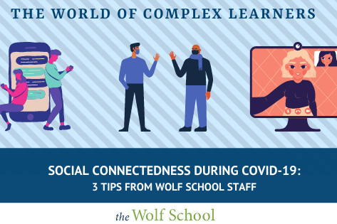 Social Connectedness During COVID-19