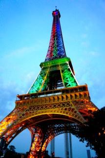 Eiffel Tower Plays Dress- Wolf Travel