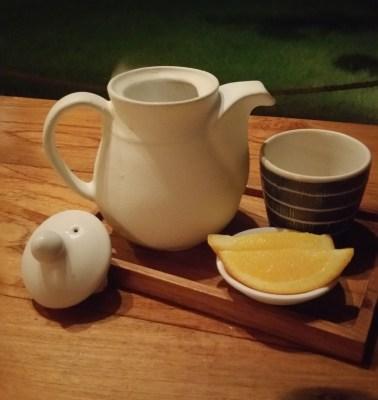 Prohibition iced tea