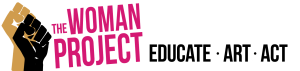 The Woman Project transparent logo