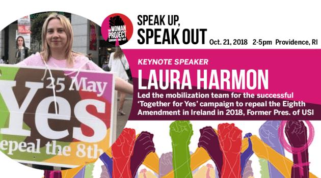 Speak Up, Speak Out Guest Speaker Line-Up Announced