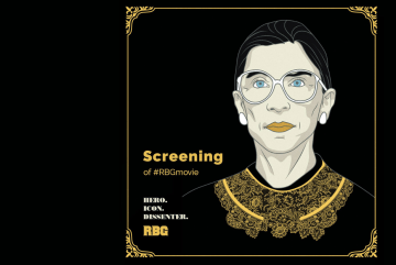 Poster for RBG Film