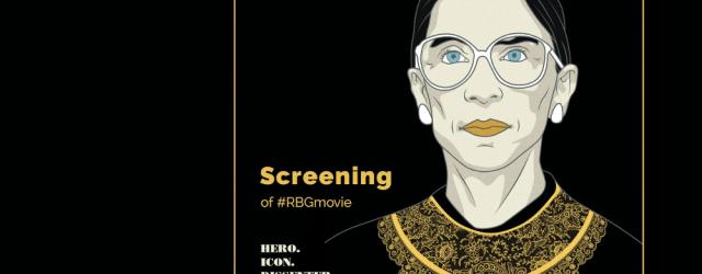 Poster for RBG Film